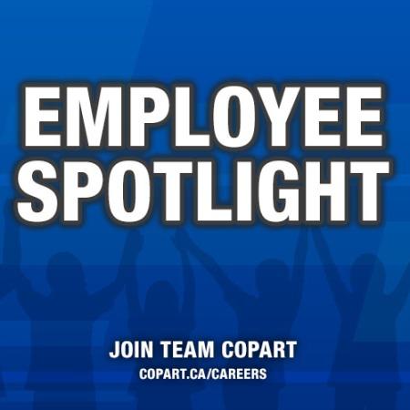 Copart Canada - Employee Spotlight