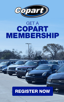 Copart Membership