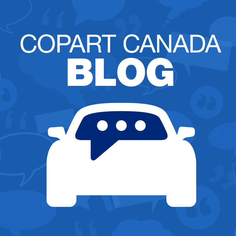 Copart Canada - Contact Us